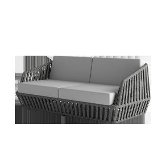 LITUS SOFA 2-SEATER